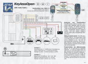 fernbedienung keylessopen jom 7105 in xm v6 exclusive 1999