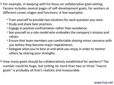 Best Resume Objective Quotes by The Power Of Collaborative Goal Setting In Driving