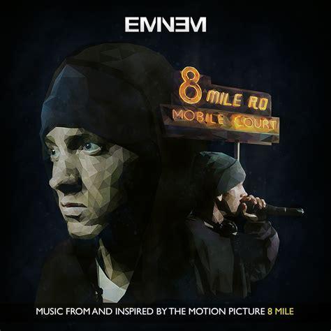 eminem album download eminem 8 mile album cover on behance