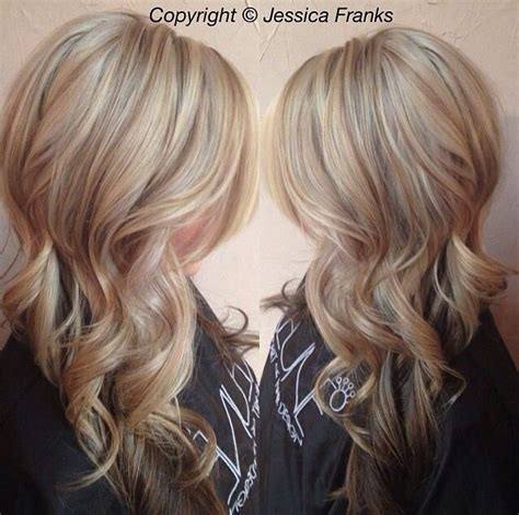 painting lowlights on gray hair 1000 ideas about hair painting highlights on pinterest