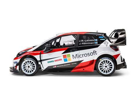 Wrc Auto by Toyota Yaris Gazoo Hatch 210bhp Punch Confirmed By