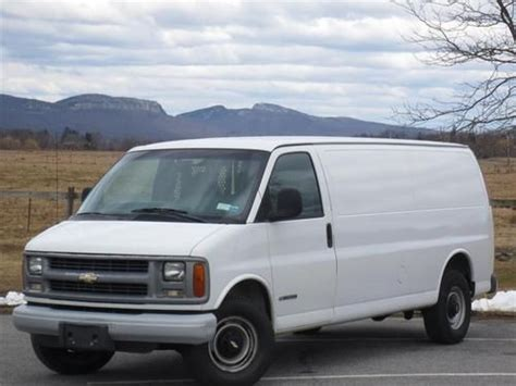 manual cars for sale 1999 chevrolet express 3500 regenerative braking find used 1999 chevrolet chevy express 3500 cargo van white in wallkill new york united states