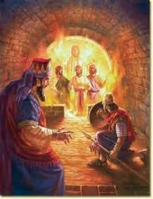 Daniel 3 Shadrach Meshach And Abednego In The Fiery 3 Hebrew Boys In The Fiery Furnace Printable