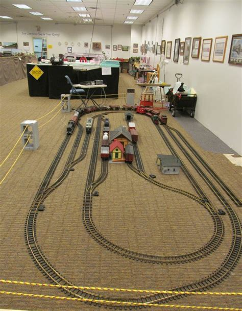 g scale bedroom layout club layouts augusta co railroad museum model rr club