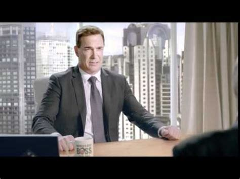 patrick warburton commercial patrick warburton what s it like to be the boss of you