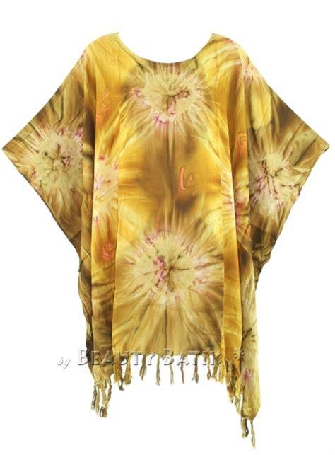 Tunic Boho Batik Tasya Blouse new boho hippie batik tie dye tunic blouse kaftan top size