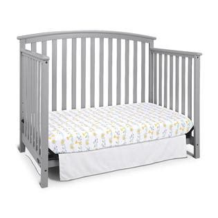 Graco Freeport 4 In 1 Convertible Crib Graco Freeport 4 In 1 Convertible Crib Pebble Gray