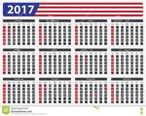 Calendario Lunar 2017 Usa Los E E U U Hacen Calendarios 2017 Los D 237 As De