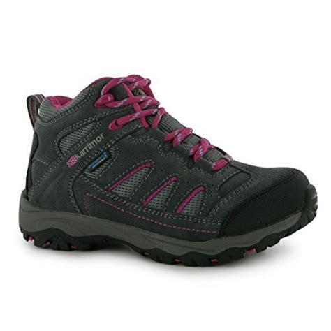 Karrimor Hiking karrimor mount mid walking trekking hiking boots lace
