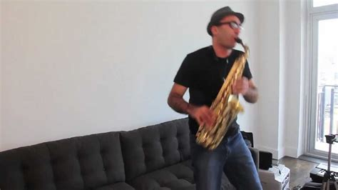 Sexy Sax Man Meme - how to play quot careless whisper quot on saxophone a tutorial