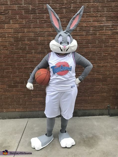 bugs bunny  space jam costume