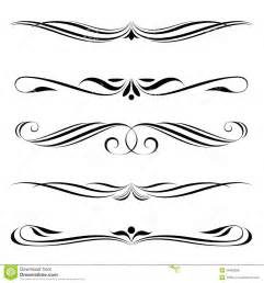 Decorative Line Borders by Decorative Borders And Lines Clipart