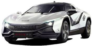 Sports Cars Tata Tamo Racemo Sports Car Price Specs Review Pics