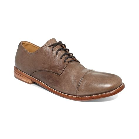 bed stu men s shoes bed stu bed stu memphis captoe shoes in brown for men