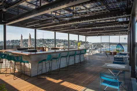 top bars in seattle sips of the sound the best rooftop bars in seattle sea