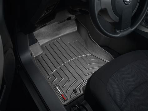 weathertech 174 floor mats floorliner for nissan rogue 2008