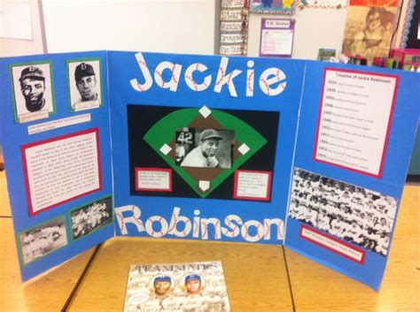 jackie and me book report jackie robinson reading fair board reading