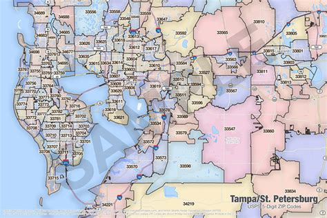 Zip Code Map Tampa by Search The Maptechnica Printable Map Catalog Maptechnica