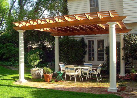 images of pergolas traditional pergola no cp1 by trellis structures