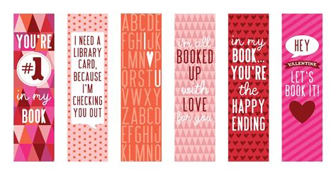 printable cute bookmarks activity shelter