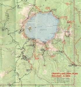 map of crater lake oregon crater lake on map quotes