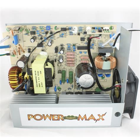 Power Max 1255 Mba 55 Registering 14 6 Volts by 55 Powermax Mba Rv Power Converter Board