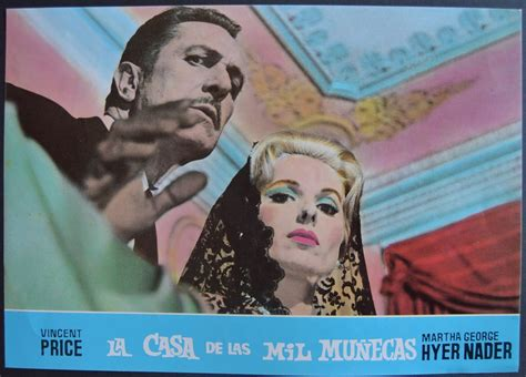 house of 1000 dolls house of 1000 dolls 1967 set of 8 complete lobby card spain