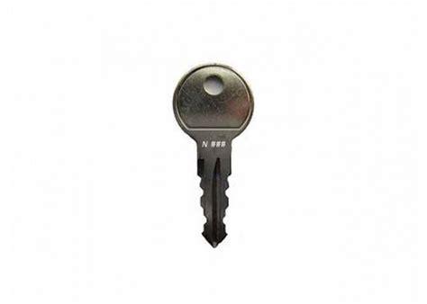 Thule Roof Rack Key by Thule Spare Key In Store