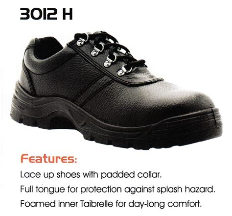 Sepatu Safety Shoes Cheetah 3002 H cheetah safety shoes 3012 h