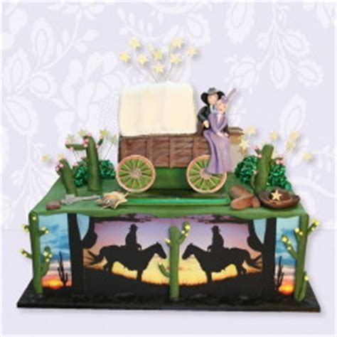 western theme cakes home