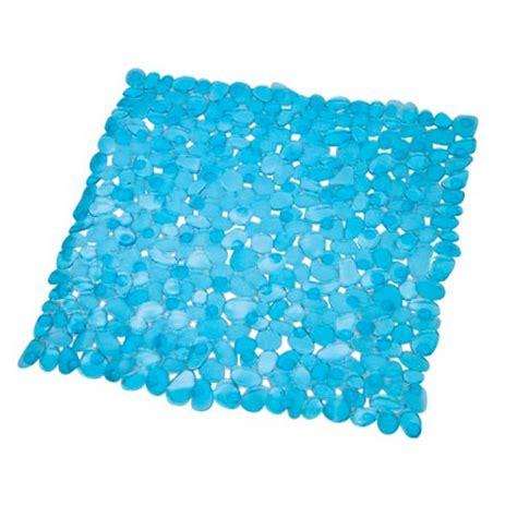 tappetino doccia tappetino antiscivolo per doccia con fantasia pietre e