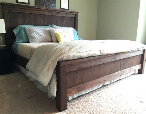 farmhouse king bed farmhouse bed frame 28 images king size fancy farmhouse bed for the home pinterest woodside