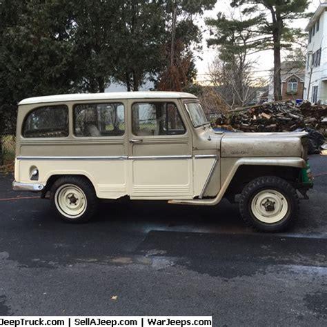 1961 Willys Jeep Parts W5 8zyqk7