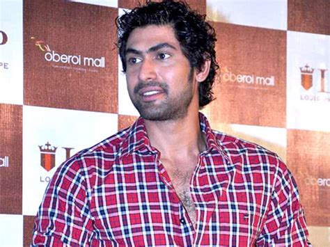 actor rana height in feet rana daggubati height