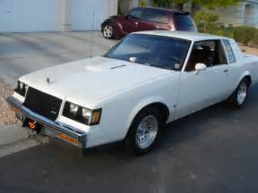regal t 1987 buick regal t type
