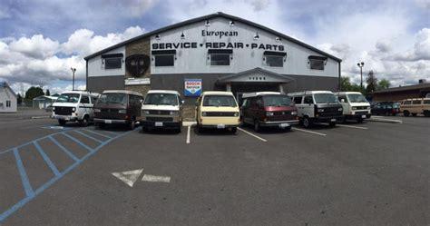 volkswagen repair  europro automotive  spokane valley wa vcarshops