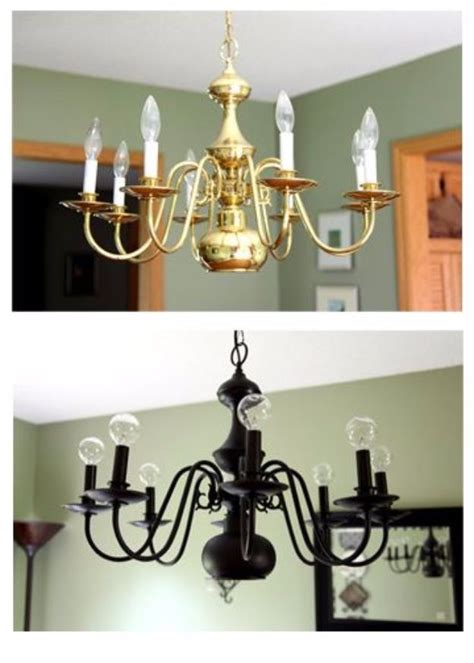 Diy Dining Room Chandelier 33 Cool Diy Chandelier Makeovers To Transform Any Room Diy Crafted
