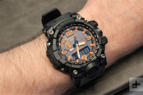Smartwatch G Shock casio s g shock is the new definition of a hybrid smartwatch cetusnews