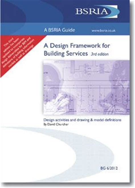 design framework for building services bsria launches new design framework