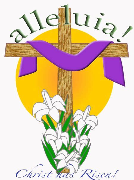 Easter Clipart Religious resurrection sunday images holy triduum resurrection easter clip