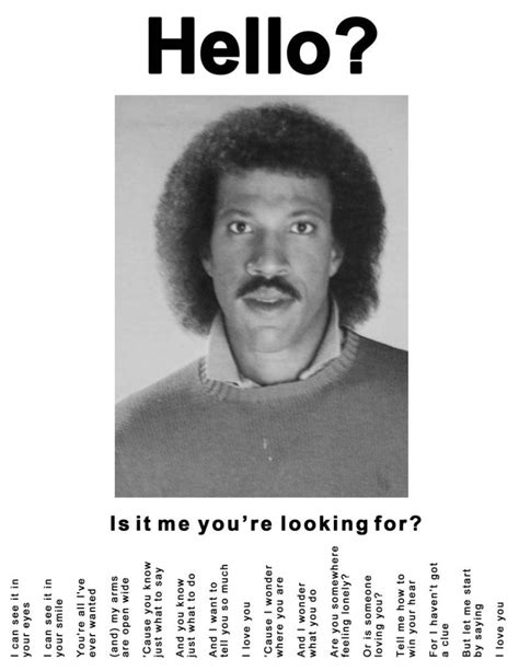 Lionel Richie Hello Meme - getting a haircut in italy what you need to know girl