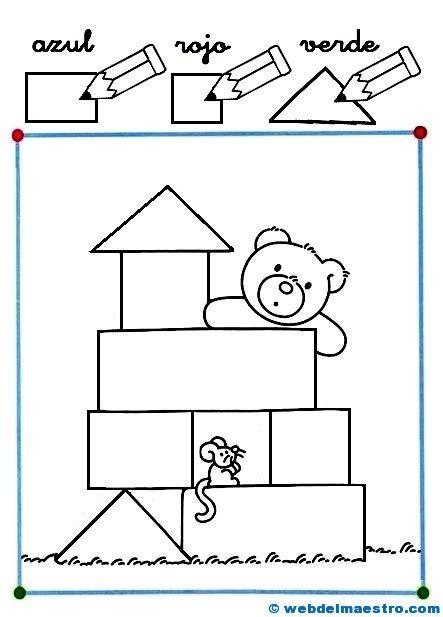web del maestro figuras geometricas dibujos con figuras geom 233 tricas 1 web del maestro
