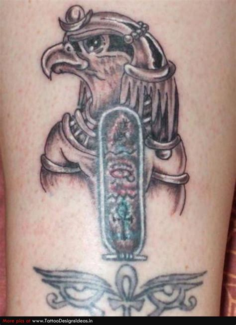 egyptian gods tattoos horus god god horus
