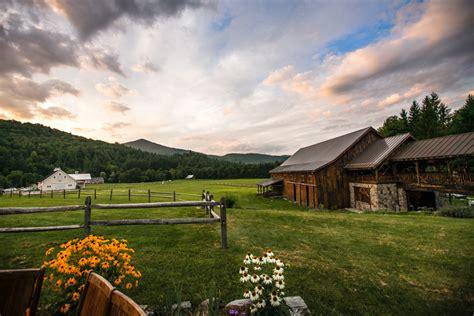Wedding Venues Vermont by Riverside Farm Vermont Weddings