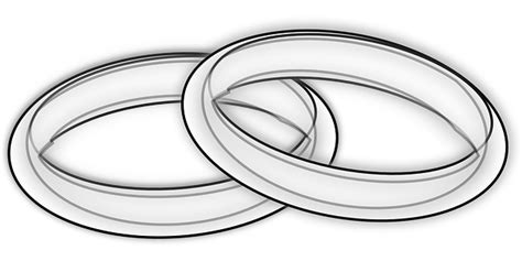 ringe hochzeit bands 183 kostenlose vektorgrafik auf pixabay