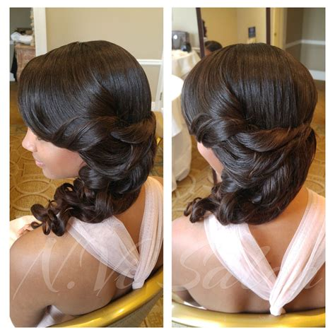 Sew In Updo Hairstyles by Beautiful Sew In Wedding Hairstyles Beautiful