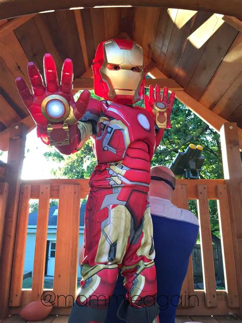 avengers age ultron iron man costume