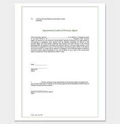 Insurance Letter Of Appointment Uk Sle Cancellation Letter Format Word Doc Letter Templates Write And Professional