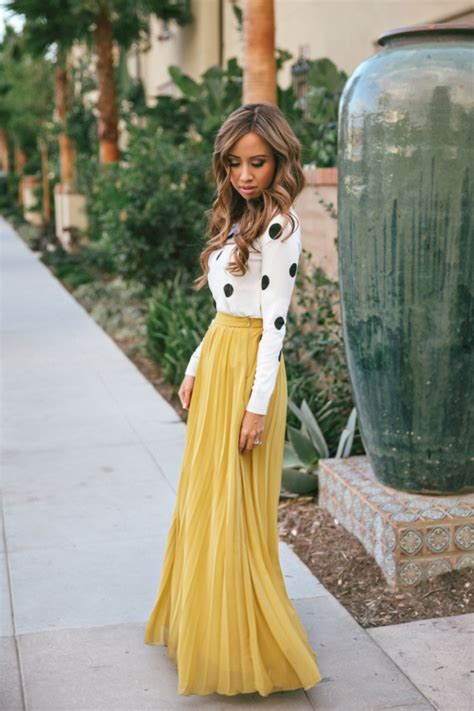 blogger yellow top 10 color trends for spring summer 2015