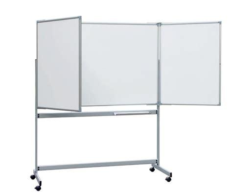 b med mobile whiteboard tavle mobile 100 x 150cm med vinger 100x75cm